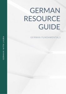 german resource guide COVER - german fundamentals
